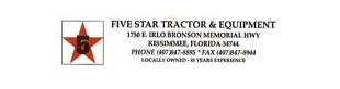 FIVE STAR TRACTOR
